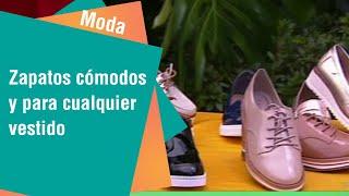 Zapatos cómodos y para cualquier vestido | Moda
