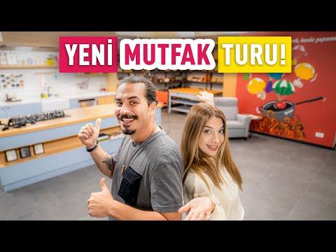 Siz İstediniz, Biz de Hazırladık: Yemek.com'un Yeni Stüdyosunun Tanıtım Turu! (Mutfak Turumuz)