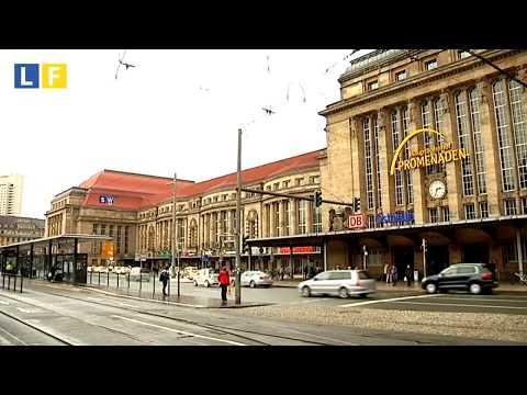 1000 Jahre Leipzig - 100 Jahre Hauptbahnhof