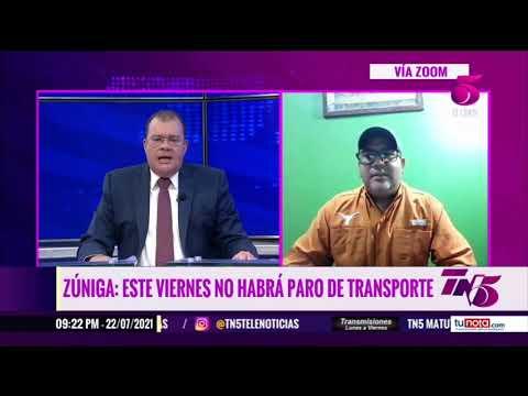 Renato Álvarez sobre paro de transporte: 'sufrí '
