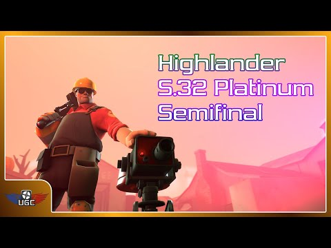 UGC EU HL S32 Plat Semifinal: Super Dickmann's KANNONEN vs. BAD DRAGONS