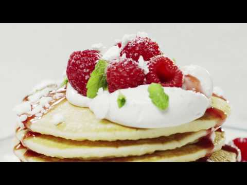 marksandspencer.com & Marks and Spencer Discount Code video: M&S Food: Totally Tropical Pancake Toppings