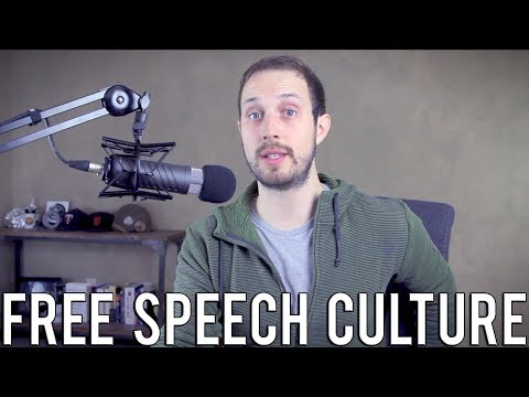 On the Banning of Owen Benjamin | Upholding a Culture That Values Free Speech