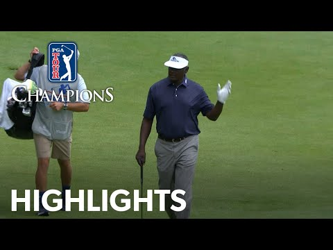 Top-5 shots | Round 1 | American Family Insurance
