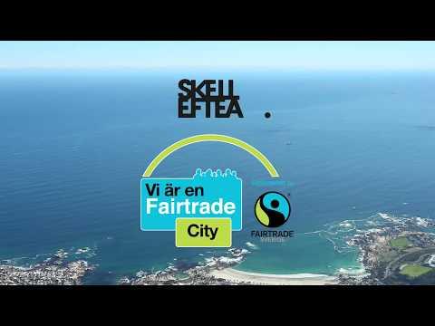 Fairtrade Skellefteå i Sydafrika