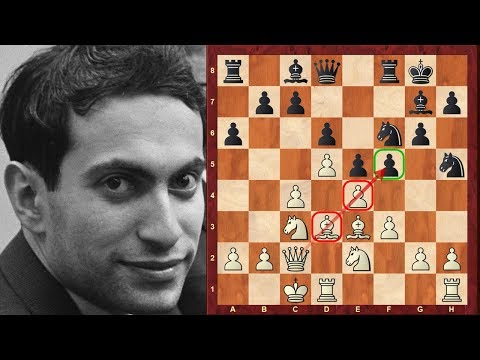 Rare Mikhail Tal Chess Games: Tal at the Reykjavik Student Oly 1957 - Round 3 - USSR vs East Germany