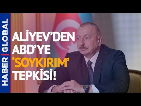 İlham Aliyev'den telefonla görüştüğü ABD Dışişleri Bakanına Türkiye İtirazı!