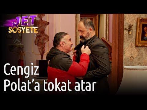 Jet Sosyete 3. Sezon 13. Bölüm - Cengiz'den Polat'a Tokat