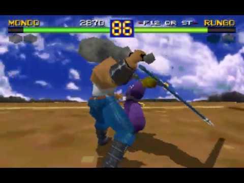 Battle Arena Toshinden (Mondo) (Digital Dialect) (MS-DOS) [1995] [PC Longplay]