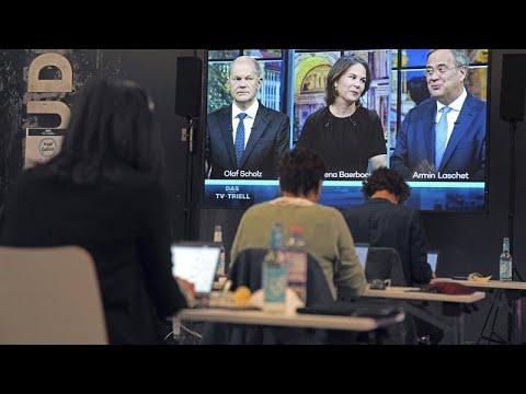 Német választások: nem fordított az álláson az utolsó tévévita