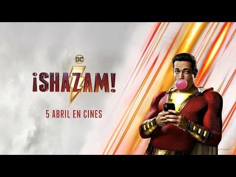 ¡Shazam! - Youtube Masthead