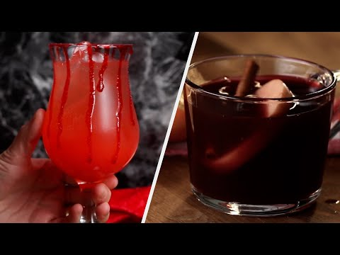 Red Cocktails For Date Night ? Tasty Recipes