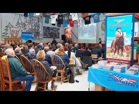 Amerikadag hos Swanson's Travel 2017