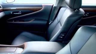 2011 Lexus LS460 Overall