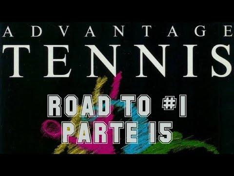 Road to #1: Advantage Tennis Ep. 15 (1991) - PC - A las puertas del top 10