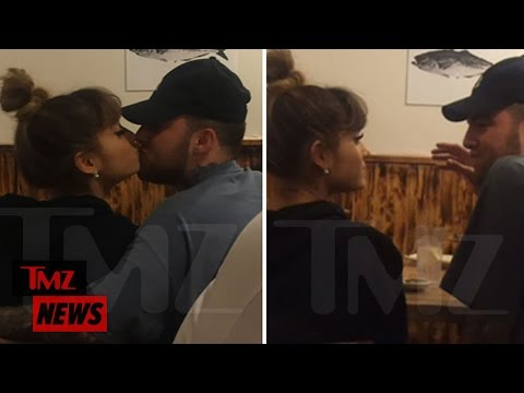 Ariana Grande Officially Dating Another Rapper!!
