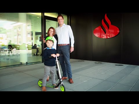 Ich bin Santander: eine richtige Santander Familie