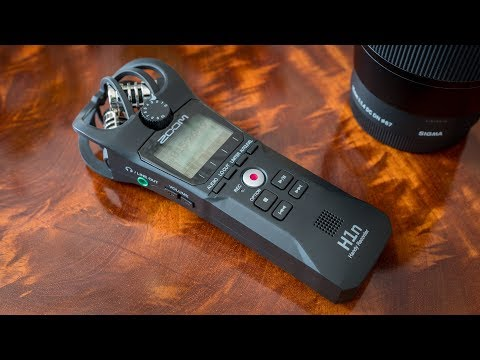 Zoom H1n Audio Recorder Review (for Content Creators)