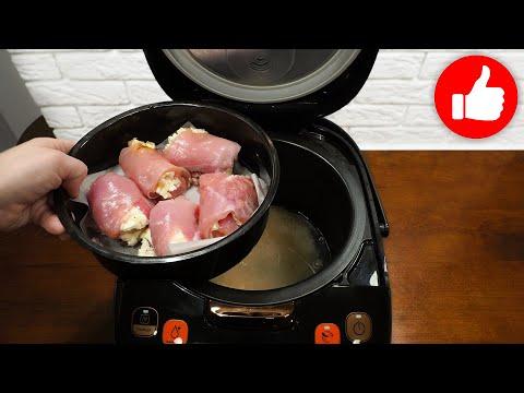 Вы когда-нибудь ели такую Курицу? Невероятно вкусно! Вкусное основное блюдо в мультиварке!