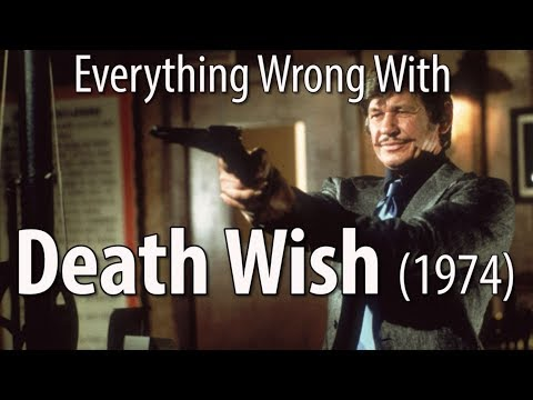 connectYoutube - Everything Wrong With Death Wish (1974)