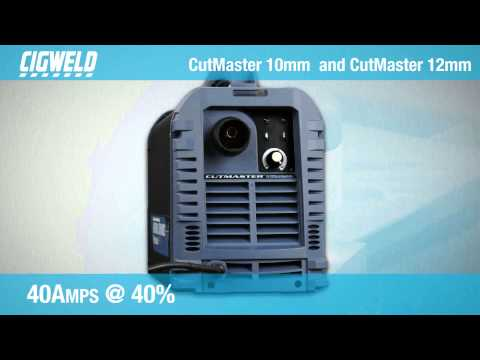CIGWELD Thermal Dynamics Cutmaster 10mm&12mm