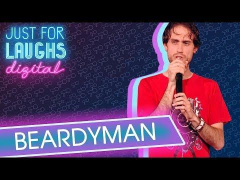 connectYoutube - BeardyMan - Beatbox Comedy