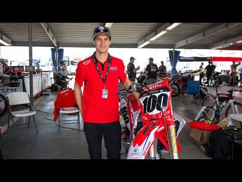 Colton Facciotti | The Visitor | TransWorld Motocross