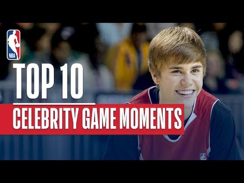 Top 10 Moments of the NBA All-Star Celebrity Game