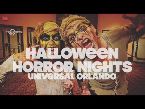 Universal Halloween Horror Nights 2016