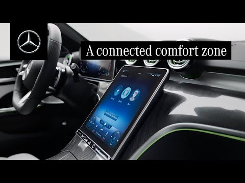The New C-Class Wagon: A Connected Comfort Zone