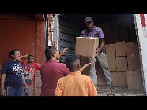 U.S. Prepares Sanctions to Block Food Program for Millions of Venezuelans