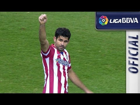 البطولة الإسبانية: أهداف مباراة أتلتيكو مدريد - ريال صوصيداد