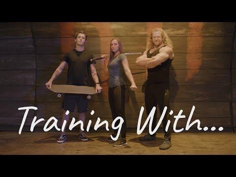 Training With | Cirque Du Soleil