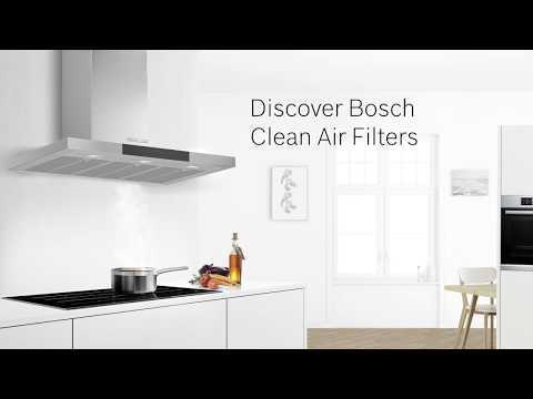 Köksfläkt med kolfilter CleanAir; effektiv som en utsugsfläkt.