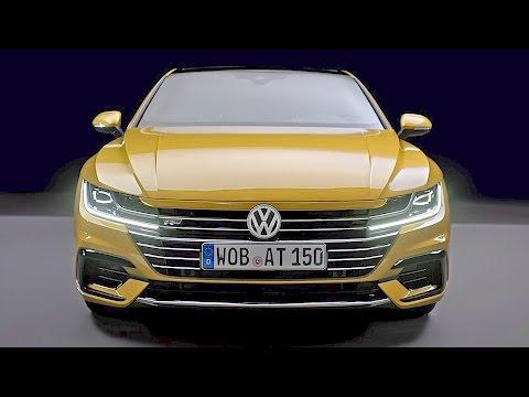 2018 Volkswagen Arteon ? Features, Interior, Exterior [YOUCAR]