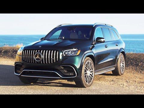 "2021 Mercedes GLS 63 AMG ? Top Model Interior and Exterior Design | Best Full Size SUV"""