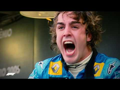 Fernando Alonso: A Letter To My Younger Self