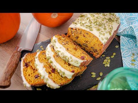 Очень вкусный ТЫКВЕННЫЙ ХЛЕБ / КЕКС с тыквой | простой рецепт Pumpkin Bread