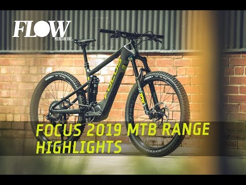 Focus 2019 Mountain Bike Highlights - Flow Mountain Bike