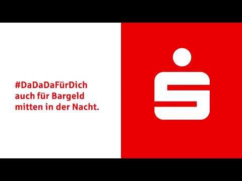 #DaDaDaFürDich auch für Bargeld mitten in der Nacht.