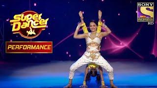 Jayshree And Anuradha Leave The Veteran Divas Awestruck! | Super Dancer Chapter 3 - SETINDIA