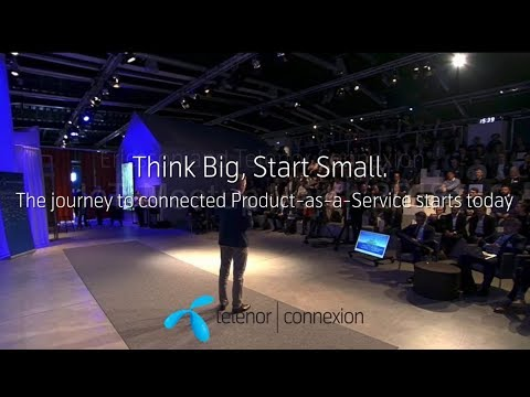 IoT meetup March 2018 Think Big Start Small