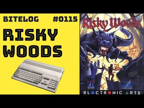 BITeLog 0115: Risky Woods (COMMODORE AMIGA) LONGPLAY