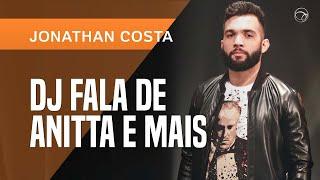 JONATHANCOSTA ESCLARECE HISTÓRIA COM ANITTA, RELEMBRA INFÂNCIA NO FUNK E CURA DA COVID-19