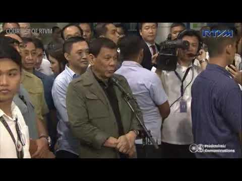 Duterte calls Rappler 'fake news outlet'