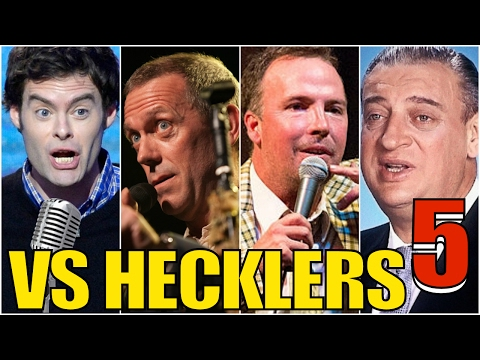 connectYoutube - Famous Comedians VS. Hecklers (Part 5/6)