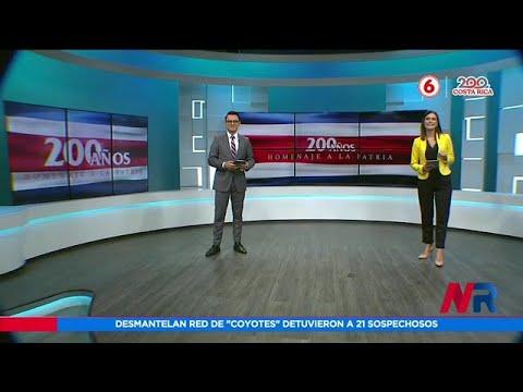 Noticias Repretel Matutina: Programa 24 de Setiembre del 2021