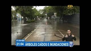 Departamento de Guatemala vive los estragos de las fuertes lluvias