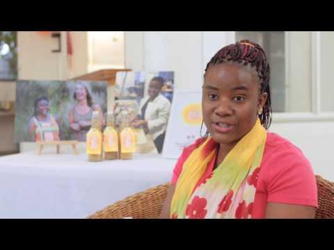AMP Tomorrow Maker 2016 - Yarrie Bangura