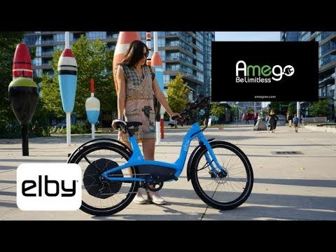 All About The Elby Electric Bike